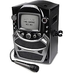 Singing Machine STVG-569 CDG Karaoke Player with Built-in 5.5