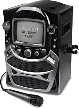 Singing Machine CDG Karaoke Player w/Microphone