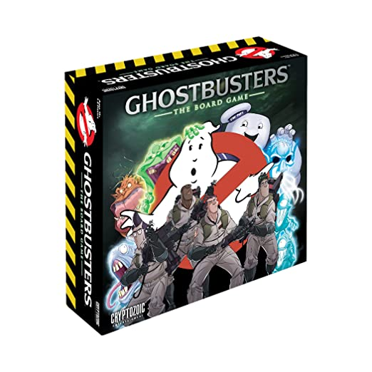 Ghosterbusters: The Boardgame [Import allemand]