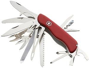 Victorinox Taschenmesser Taschenwerkzeug Workchamp Feststellbar, One size, 0.9064.XL  Überprüfung und Beschreibung