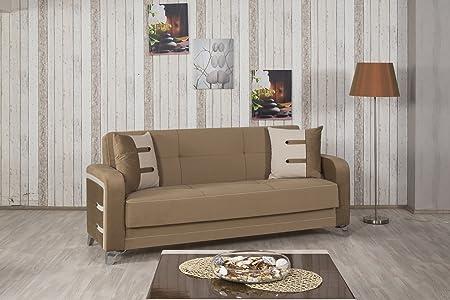 Decora Sofa Bed | Golf Brown