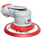 3M Random Orbital Sander - Elite Series 28501, Air-Powered, Non-Vacuum, 6 Inch, 3/32