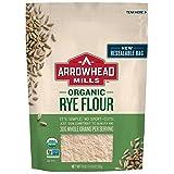 Arrowhead Mills Organic Rye Flour, 20 oz. (Pack of 6) (Tamaño: 20 Ounce (Pack of 6))