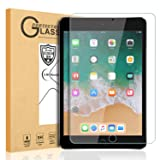 iPad Mini 5 (2019) / iPad Mini 4 Screen Protector Glass, [SMAPP] Tempered Glass Screen Protector for Apple iPad Mini 5/4 7.9 inch Easy Installation/Scratch Resistant (Color: Glass)