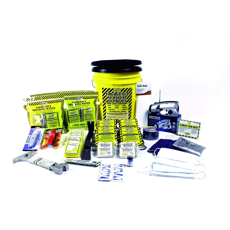 Earthquake Evacuation Kit Earthquake Kit 4 Person Deluxe