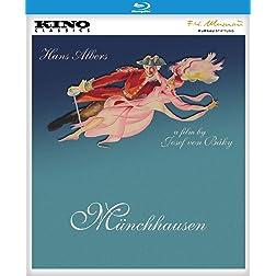 MUNCHHAUSEN [Blu-ray]