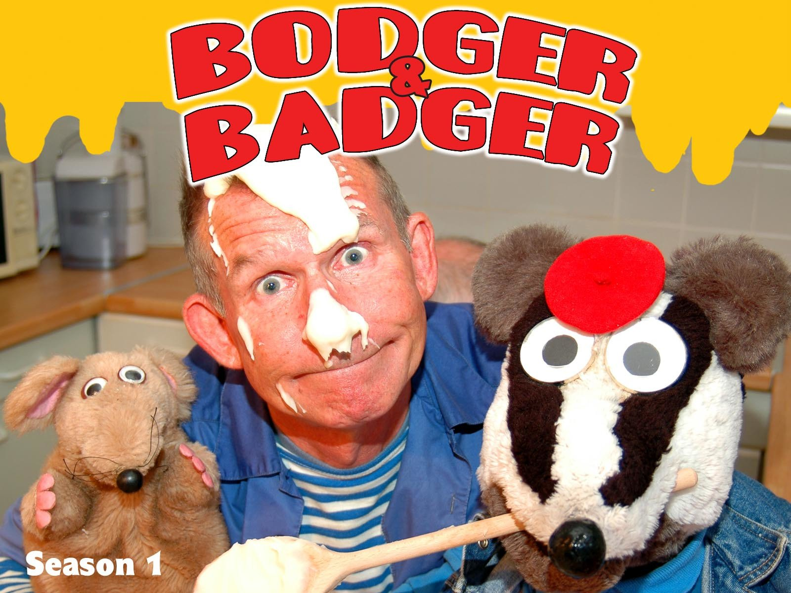 Bodger and Badger - Season 1