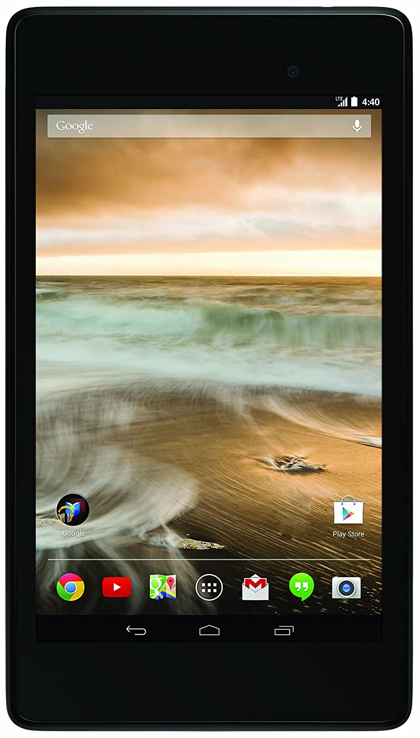 Google Nexus 7 4G LTE Tablet by ASUS, Black 7-Inch 32GB (Verizon Wireless)