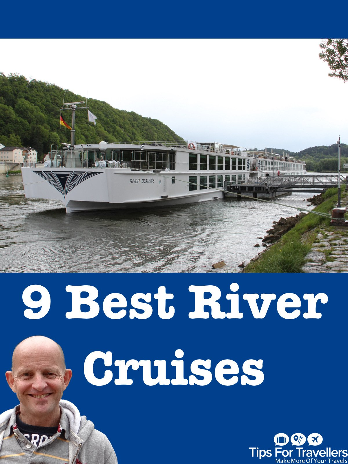 Clip: 9 Best River Cruises