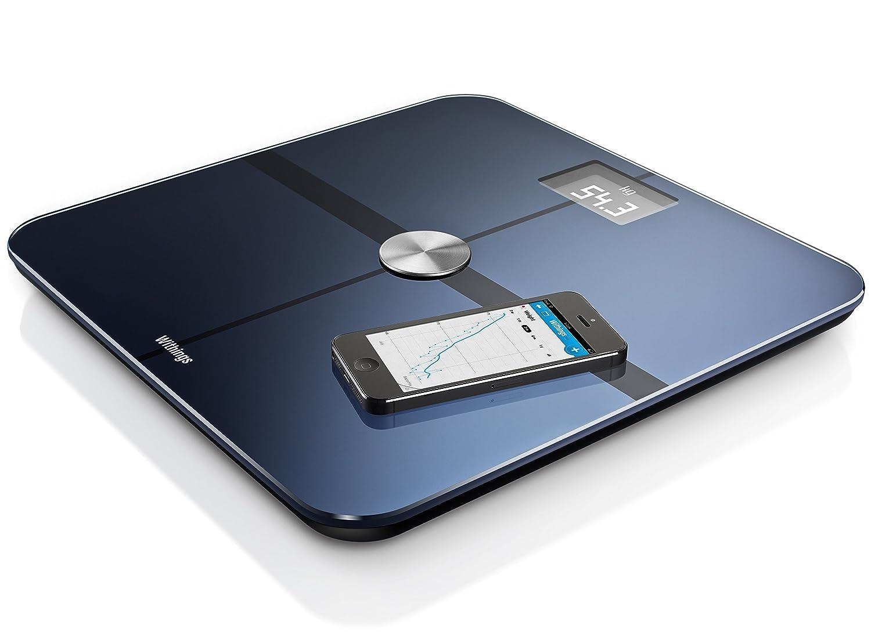 Withings WS-50 Smart Body Analyzer, schwarz