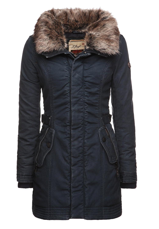 khujo Damen Jacke CELINE 1103JK153-450 Navy WinterJacke jetzt bestellen