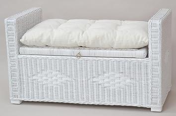 sitztruhe mit sitzkissen farbe dc579. Black Bedroom Furniture Sets. Home Design Ideas