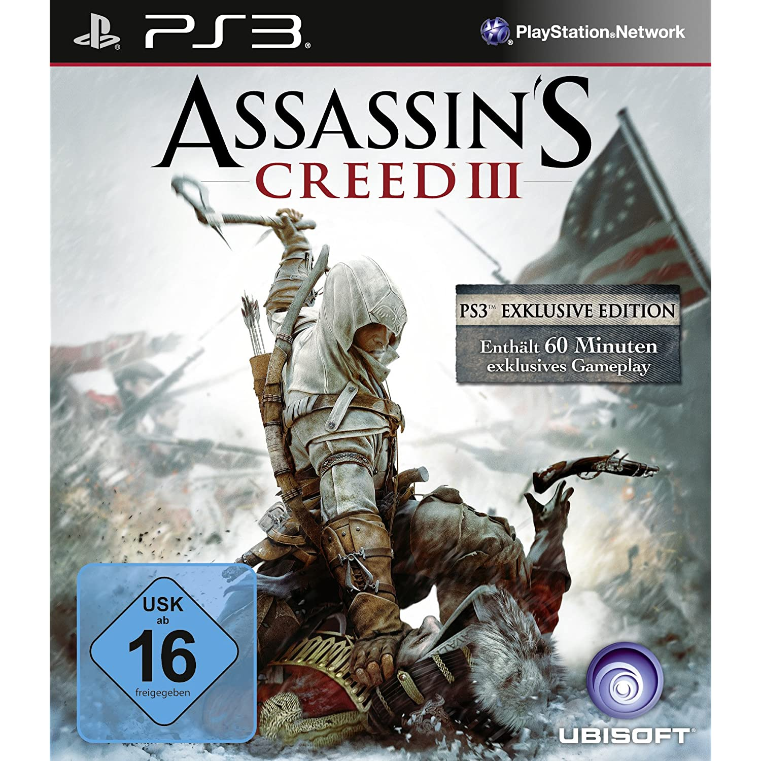 Assassins Creed 3 (100% uncut)