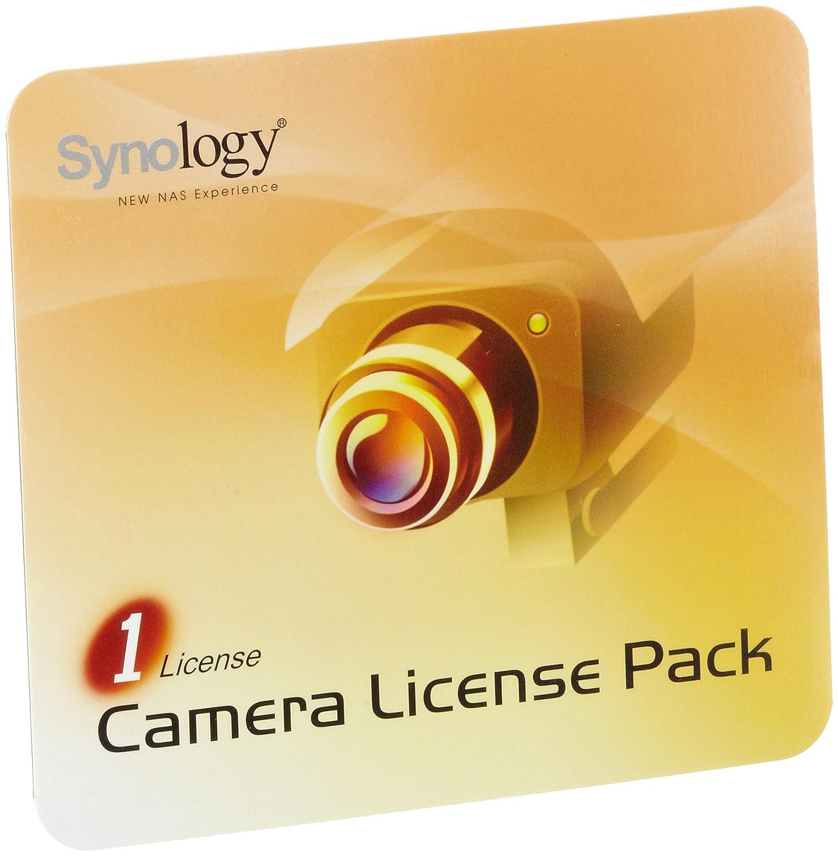 Synology NAS Kamera Lizenz 1