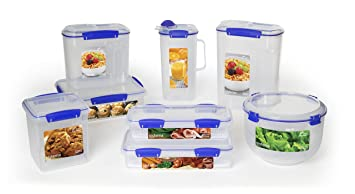 Sistema klip it cereal cereal container 4 2 litre for Maison container 81