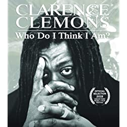 Clarence Clemons : Who Do I Think I Am? (Blu-ray + DVD) (2019) [Blu-ray]