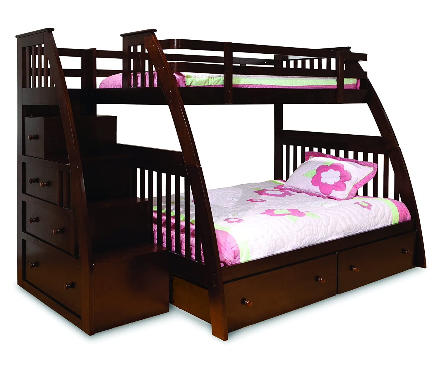 Bunk Beds With Drawers Fel7 Com