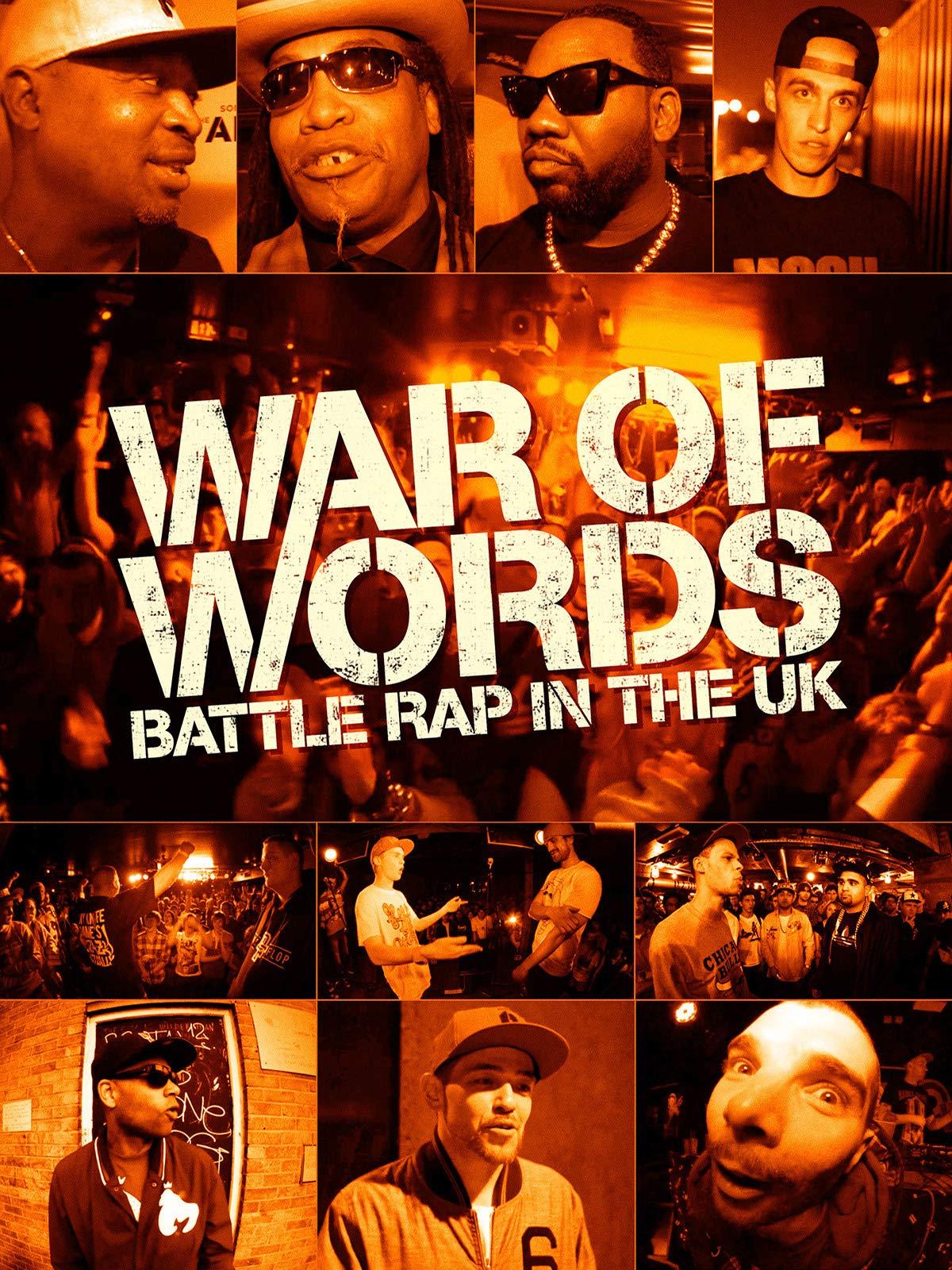 War of Words - Battle Rap in the UK
