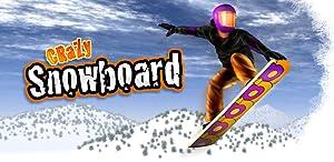 Crazy Snowboard by Ezone.com