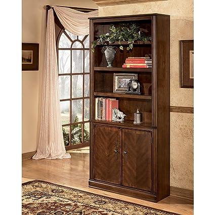Hamlyn Large Door Bookcase by Ashley Furniture
