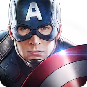 Captain America: The Winter Soldier - The Official Game (Kindle Tablet Edition) from Gameloft