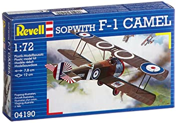 Revell - 64190 - Maquette - Model Set - Sopwith F-1 Camel