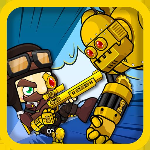 HERO LEAP 1 : Robot Wars