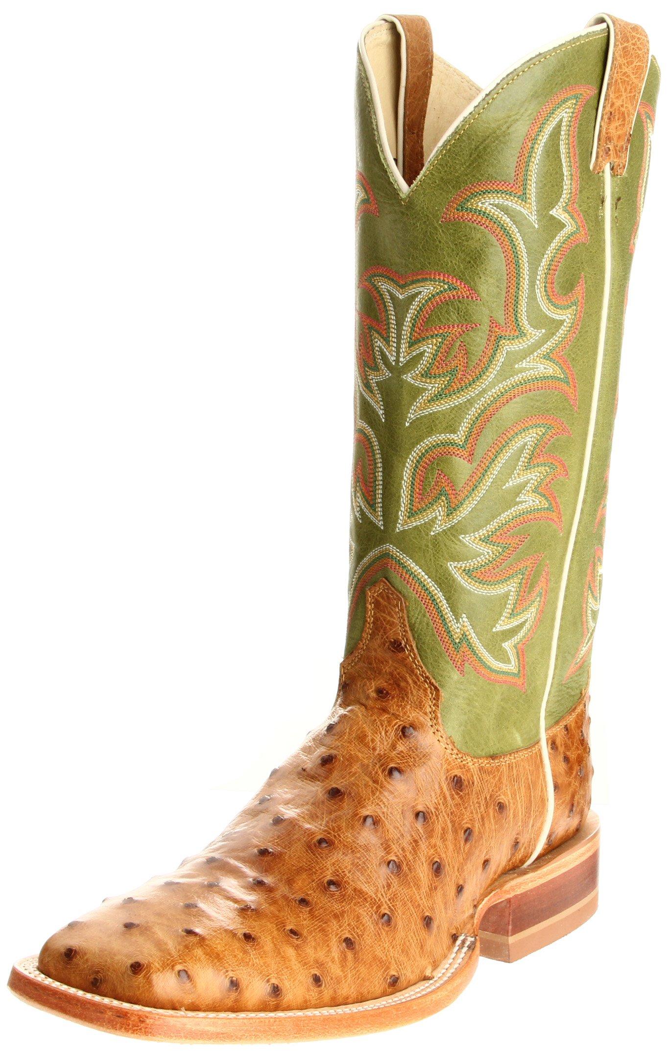 Justin Boots Men S Aqha Broad Square Toe Remuda Boot