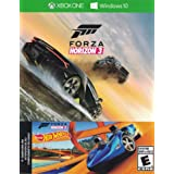 Forza Horizon 3 + Hot Wheels DLC Xbox One / PC Digital Code ( NOT A PHYSICAL COPY, NO CD )