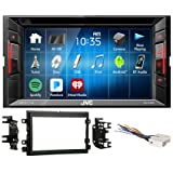 JVC DVD Player w/Bluetooth/USB/iPhone/Android For 2008-10 Ford F-250/350/450/550