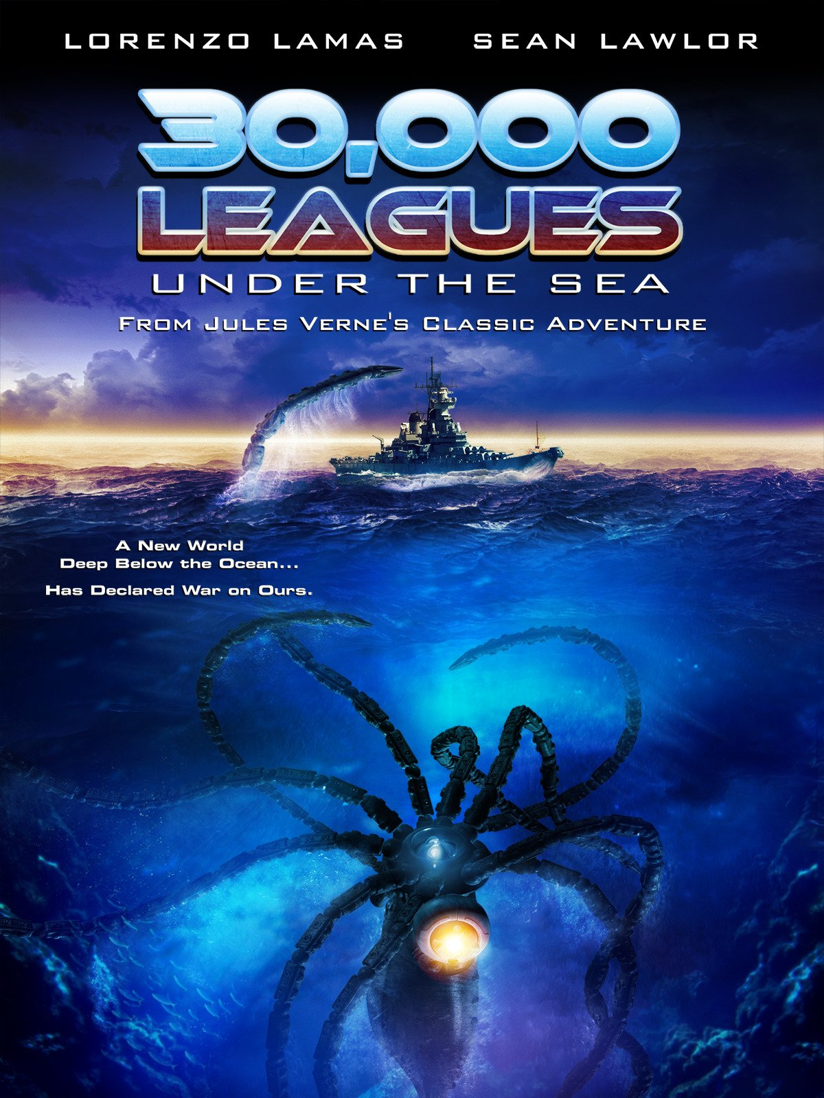 30,000 Leagues Under the Sea on Amazon Prime Instant Video UK