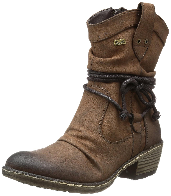 Rieker Kinder Rieker Teens K1487 Mädchen Cowboy Stiefel günstig online kaufen