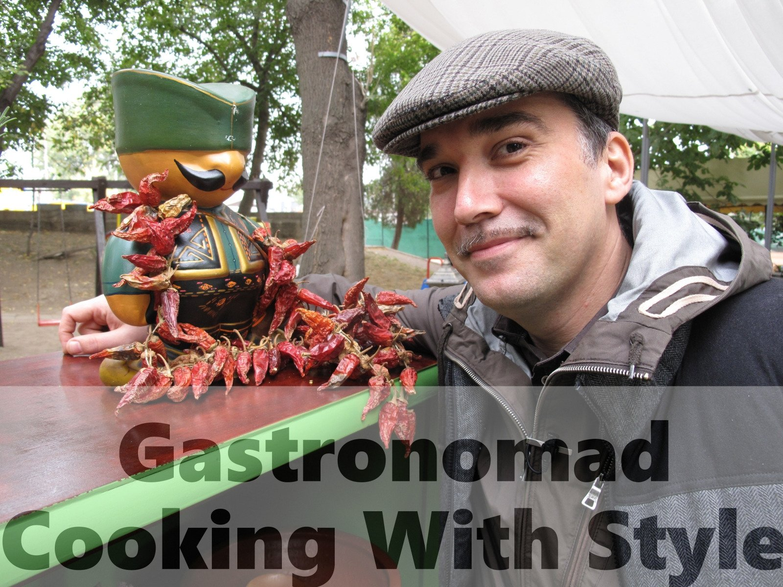 Gastronomad: Cooking With Style - Season 1
