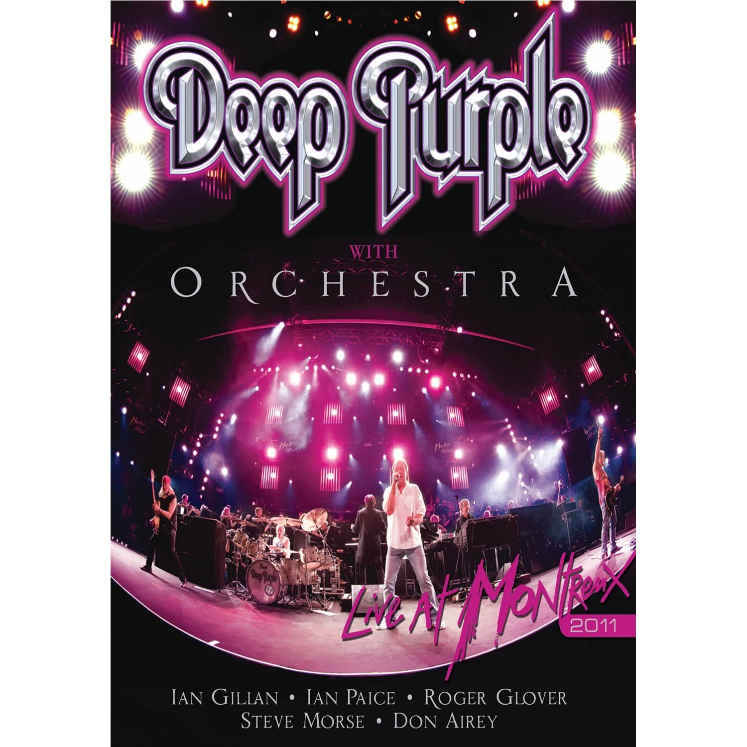 Deep Purple with Orchestra - Live in Montreux 2011