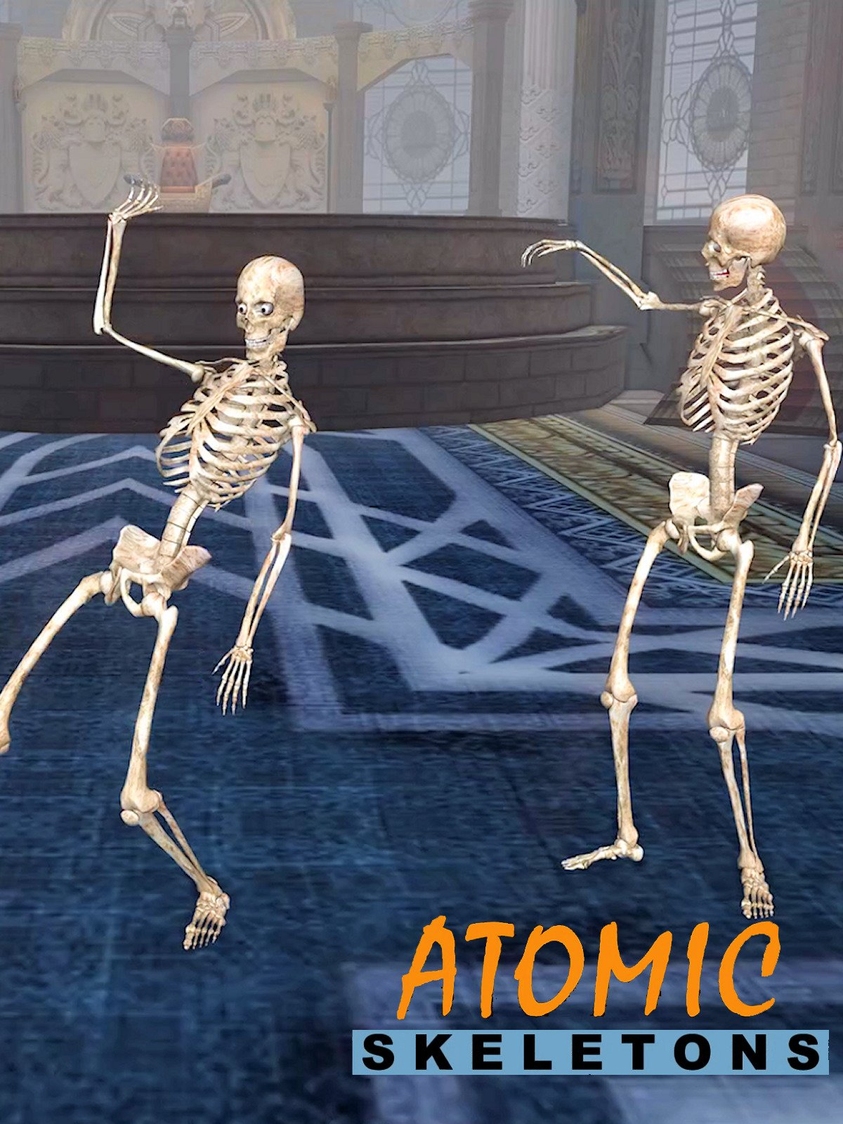 Atomic Skeletons on Amazon Prime Video UK
