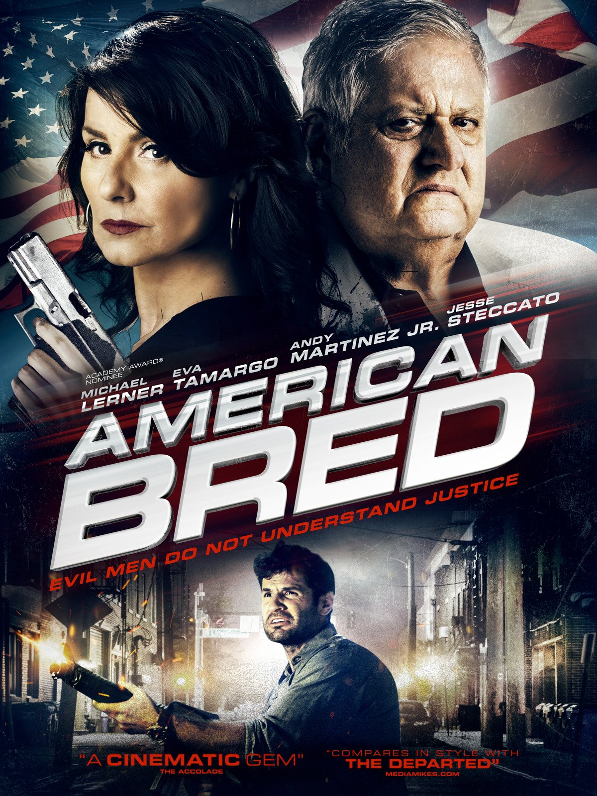 American Bred on Amazon Prime Instant Video UK