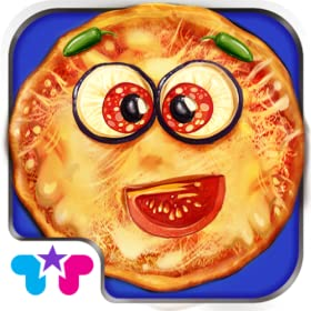 Pizza Maker Crazy Chef Kids Game