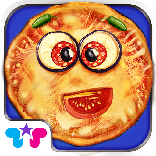 Pizza Maker Crazy Chef Kids Game front-1020198