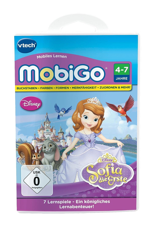 VTech 80-253204 – MobiGo Lernspiel – Sofia die Erste günstig kaufen