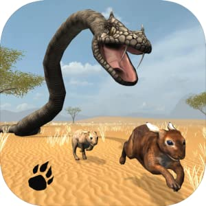 Snake Chase Simulator from Wild Foot Games