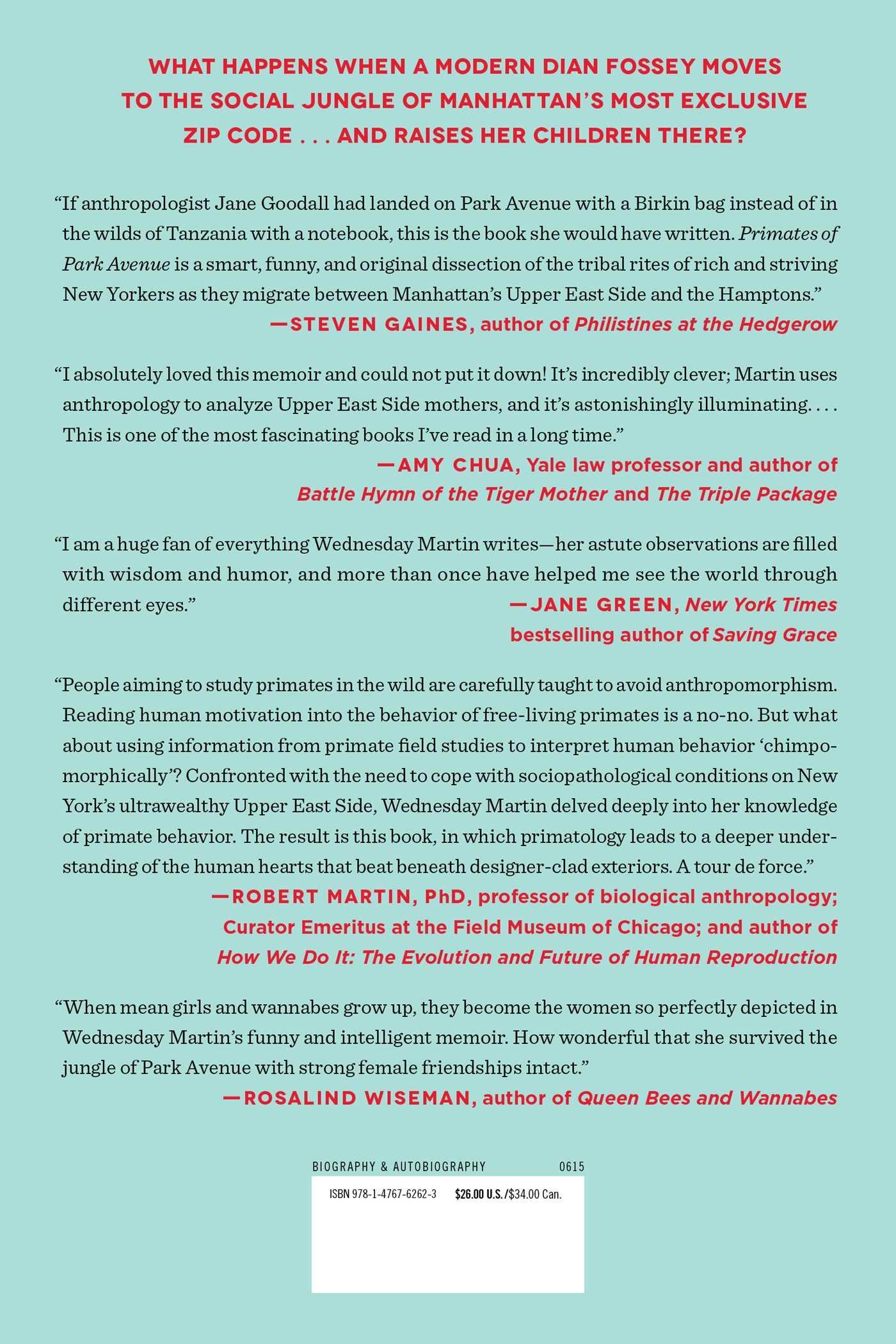 Buy Primates Of Park Avenue: A Memoir Book Online At Low Prices In India   Primates Of Park Avenue: A Memoir Reviews & Ratings  Amazon
