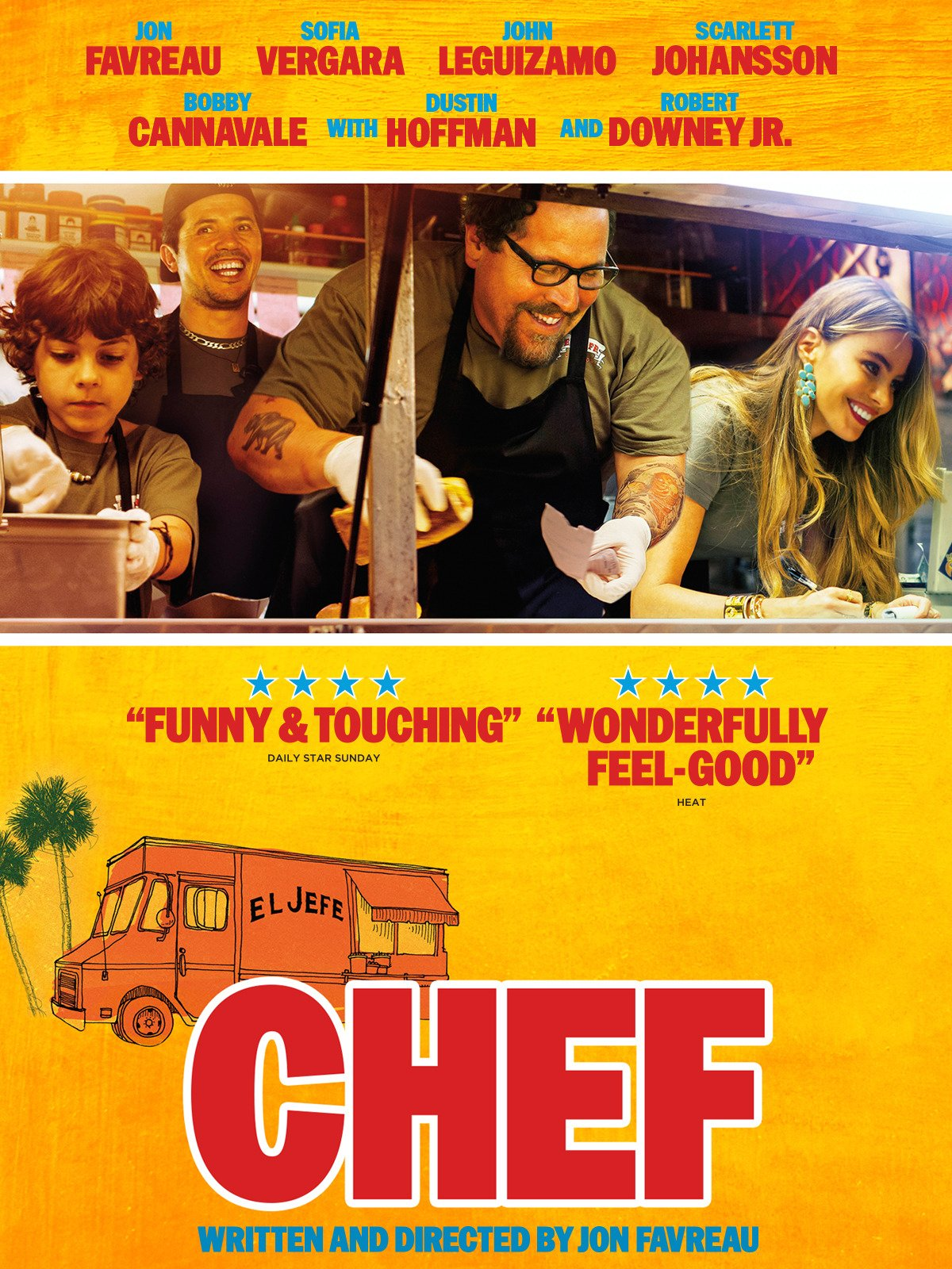 Chef on Amazon Prime Video UK