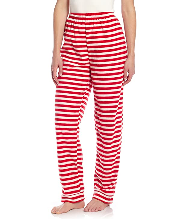 Leveret Womens Fleece Sleep Pants Patterns Prints