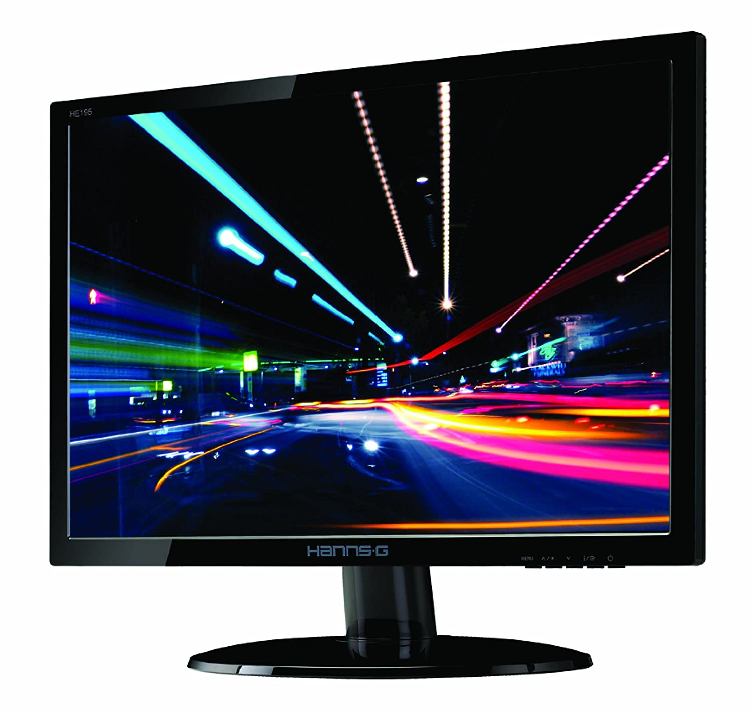 Hannspree HANNS.G HE195ABB 18.5 Inch Widescreen LED Monitor
