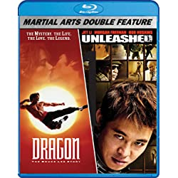 Martial Arts Double Feature [Blu-ray]