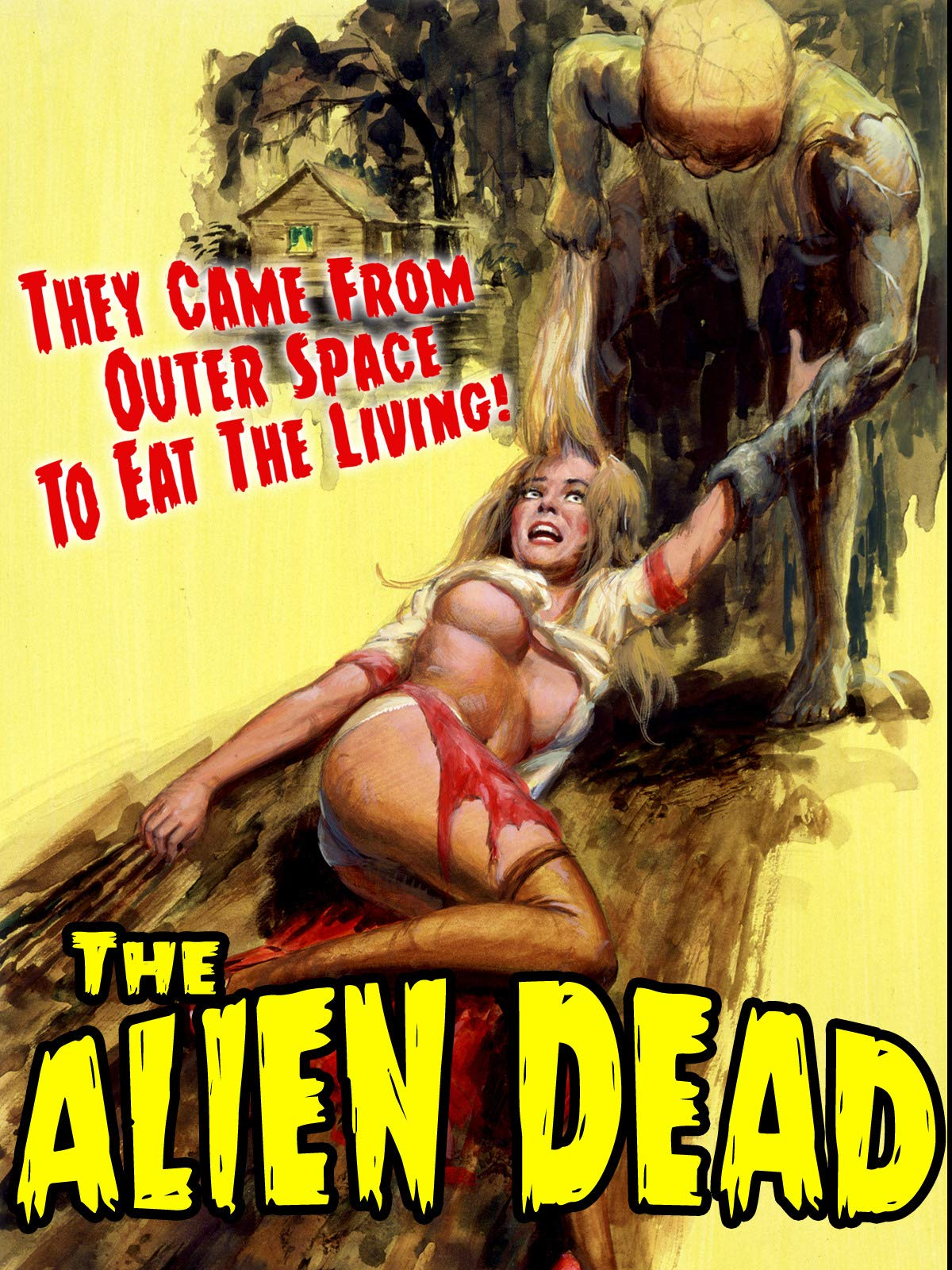 The Alien Dead on Amazon Prime Video UK