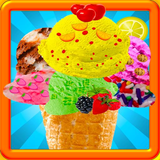 Ice Cream Yummy Frozen Maker front-135822
