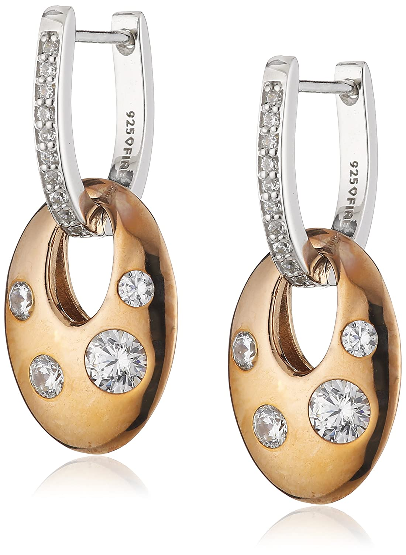 Diamonfire Damen-Ohrhänger 925 Sterling Silber Zirkonia Fancy Colours Linie weiß 62/1550/1/082 online bestellen
