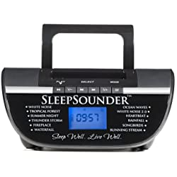81zKjU7ymAL._SS250_ SleepSounder Sleep Sound Machine