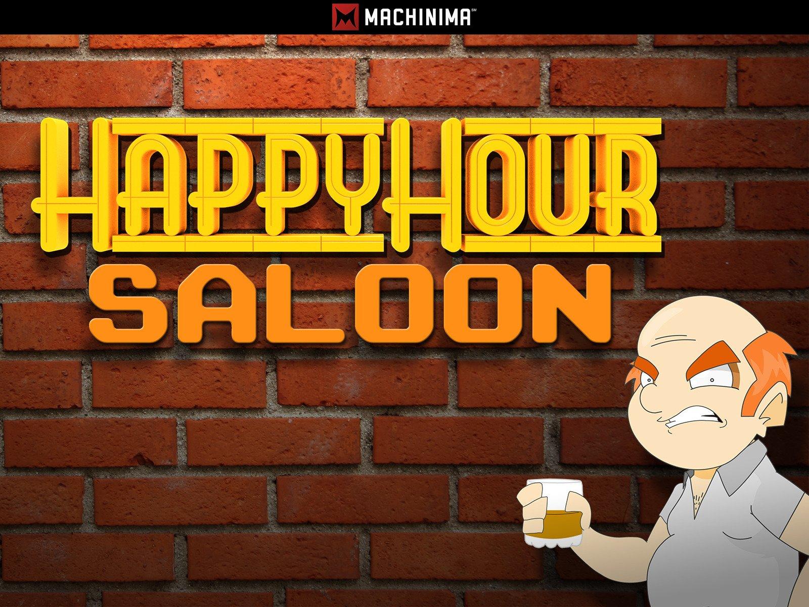 Happy Hour Saloon on Amazon Prime Instant Video UK